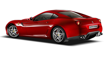 Ferrari Aliante Concept fast car